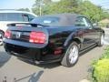 2007 Black Ford Mustang GT Premium Convertible  photo #3