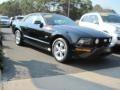 2007 Black Ford Mustang GT Premium Convertible  photo #4