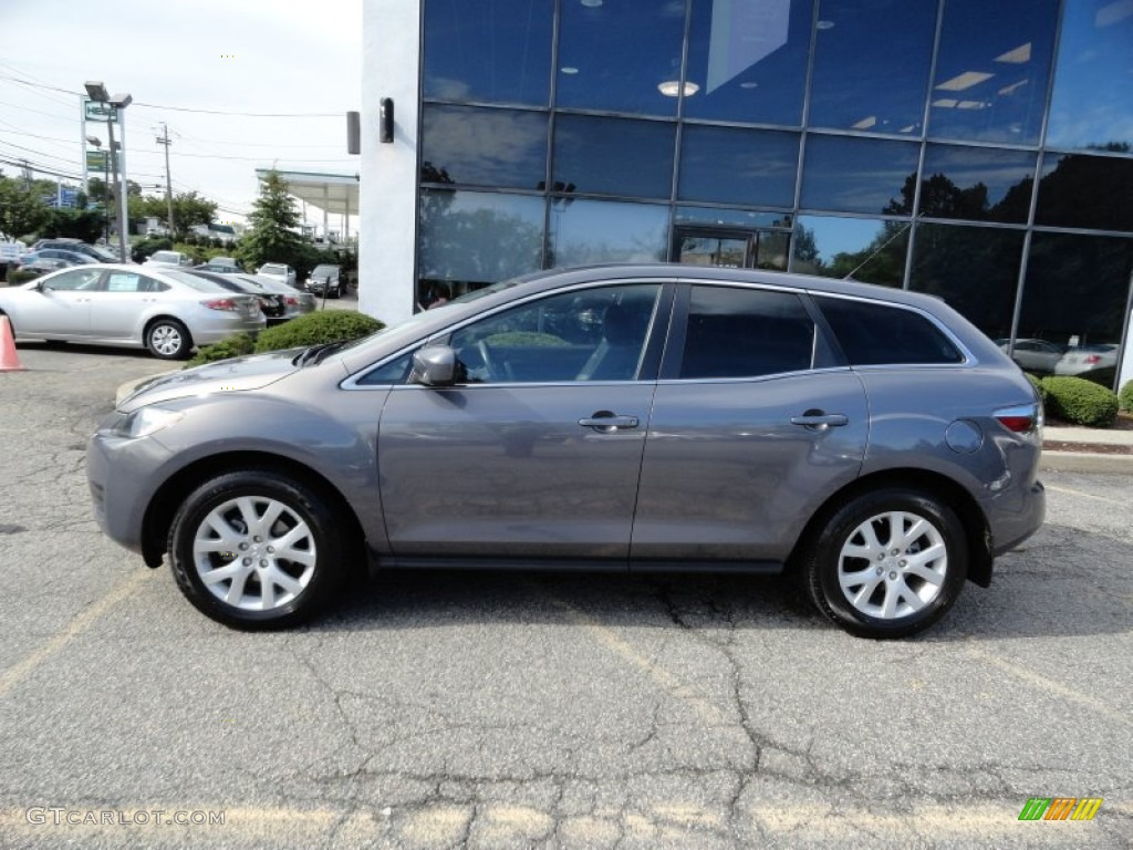 2008 galaxy gray mica mazda cx 7 touring awd 53982427 photo 7 car color galleries. Black Bedroom Furniture Sets. Home Design Ideas