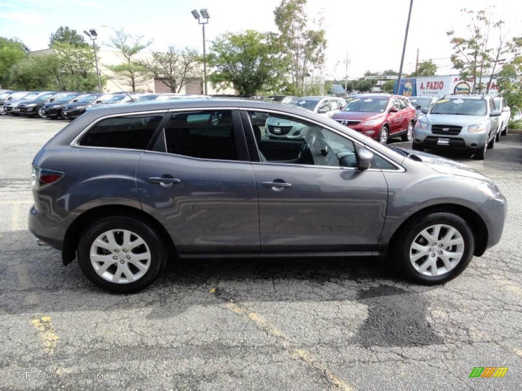 2008 galaxy gray mica mazda cx 7 touring awd 53982427 photo 8 car color galleries. Black Bedroom Furniture Sets. Home Design Ideas