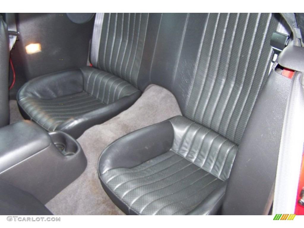 2000 Pontiac Firebird Convertible Interior Color Photos