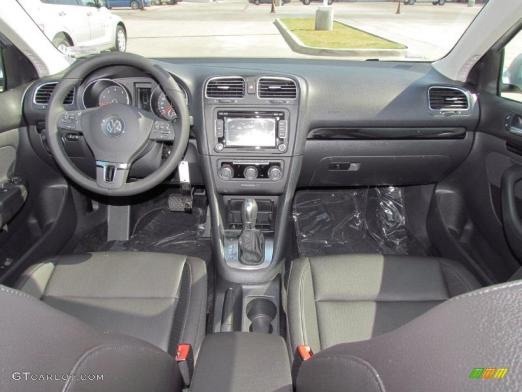 2012 Volkswagen Jetta Se Sportwagen Interior Photo