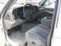 Gray/Dark Charcoal Interior Photo for 2004 Chevrolet Tahoe #54020503