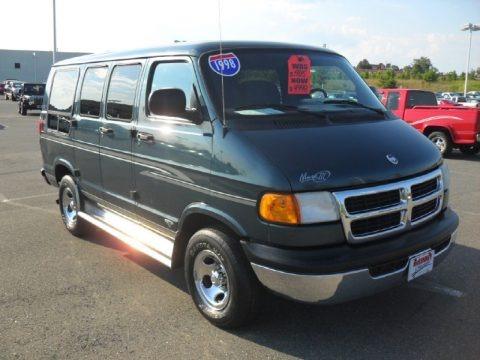 1998 Dodge Ram Van 1500 Penger Conversion Data Info And Specs