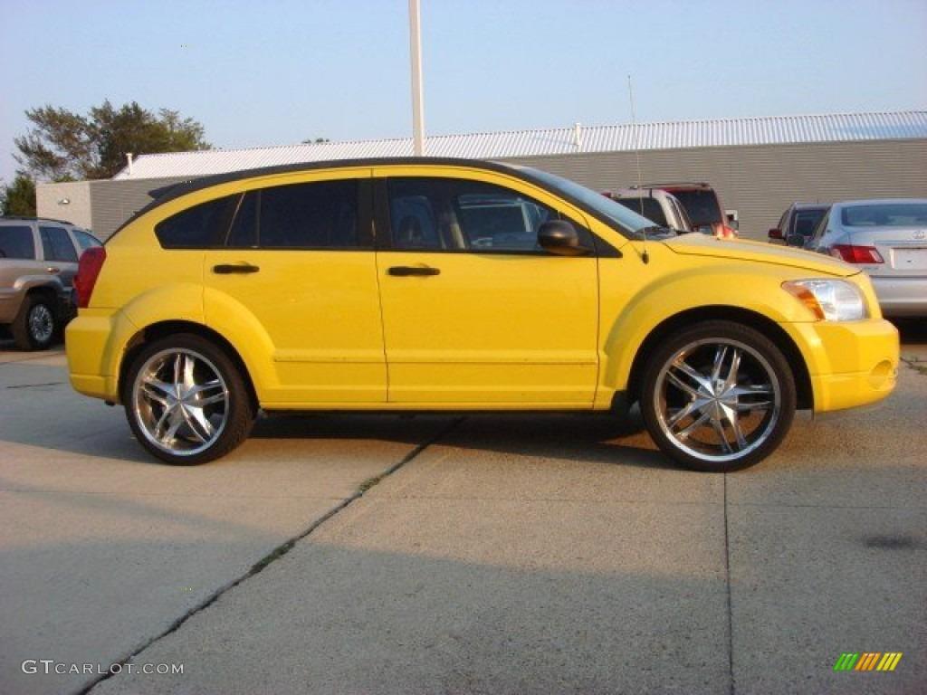 2007 dodge caliber sxt custom wheels photo #54025093   gtcarlot
