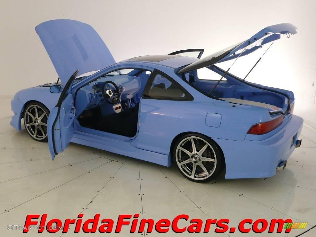 2000 Custom Light Blue Acura Integra Gs R Coupe 5391091 Photo 8 Gtcarlot Com Car Color Galleries