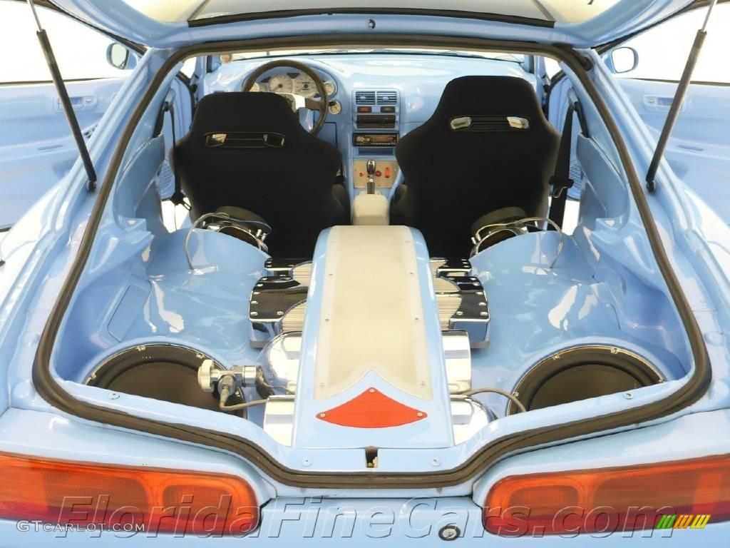 2000 Custom Light Blue Acura Integra Gs R Coupe 5391091 Photo 10 Gtcarlot Com Car Color Galleries