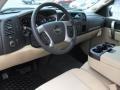 2011 Black Chevrolet Silverado 1500 LT Crew Cab  photo #24