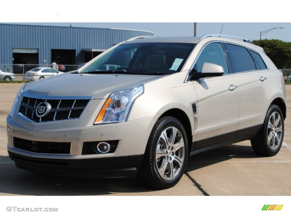2012 Gold Mist Metallic Cadillac Srx Performance 53981173 Car Color Galleries