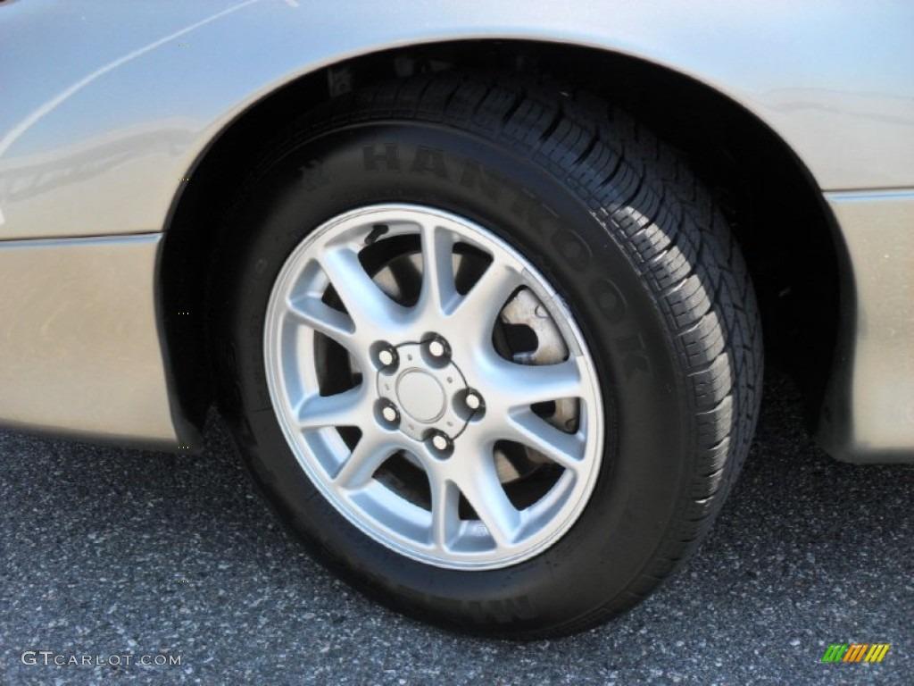 2001 Chevrolet Camaro Coupe Wheel - 156.3KB