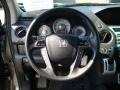 Black Steering Wheel Photo for 2011 Honda Pilot #54033175