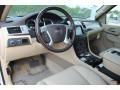 2012 Cadillac Escalade Cashmere/Cocoa Interior Prime Interior Photo