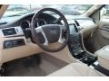 2011 Cadillac Escalade Cashmere/Cocoa Interior Prime Interior Photo