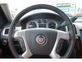 2011 Cadillac Escalade Ebony/Ebony Interior Steering Wheel Photo