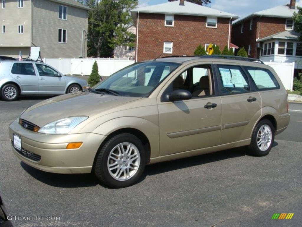 fort knox gold 2002 ford focus se wagon exterior photo 54037733. Black Bedroom Furniture Sets. Home Design Ideas
