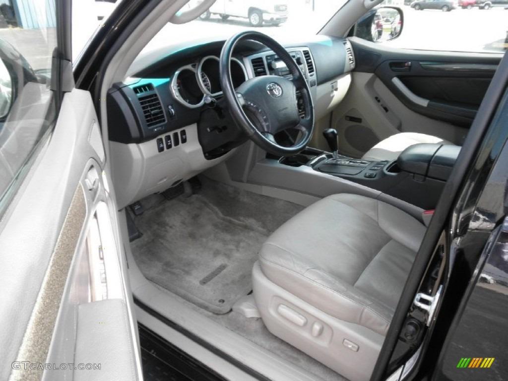 Stone Interior 2004 Toyota 4runner Limited 4x4 Photo 54039261