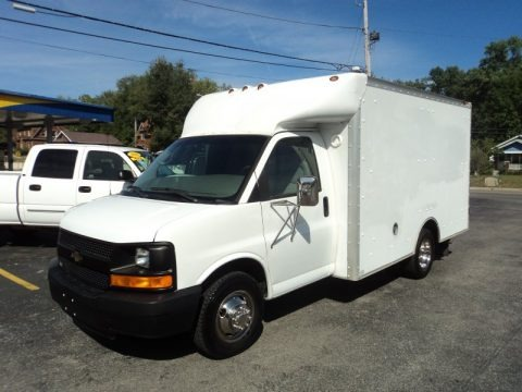 2004 chevrolet express 3500 cutaway moving van data info. Black Bedroom Furniture Sets. Home Design Ideas