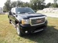 Onyx Black - Sierra 2500HD Denali Crew Cab 4x4 Photo No. 2
