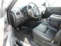 2012 Sierra 2500HD Denali Crew Cab 4x4 Ebony Interior