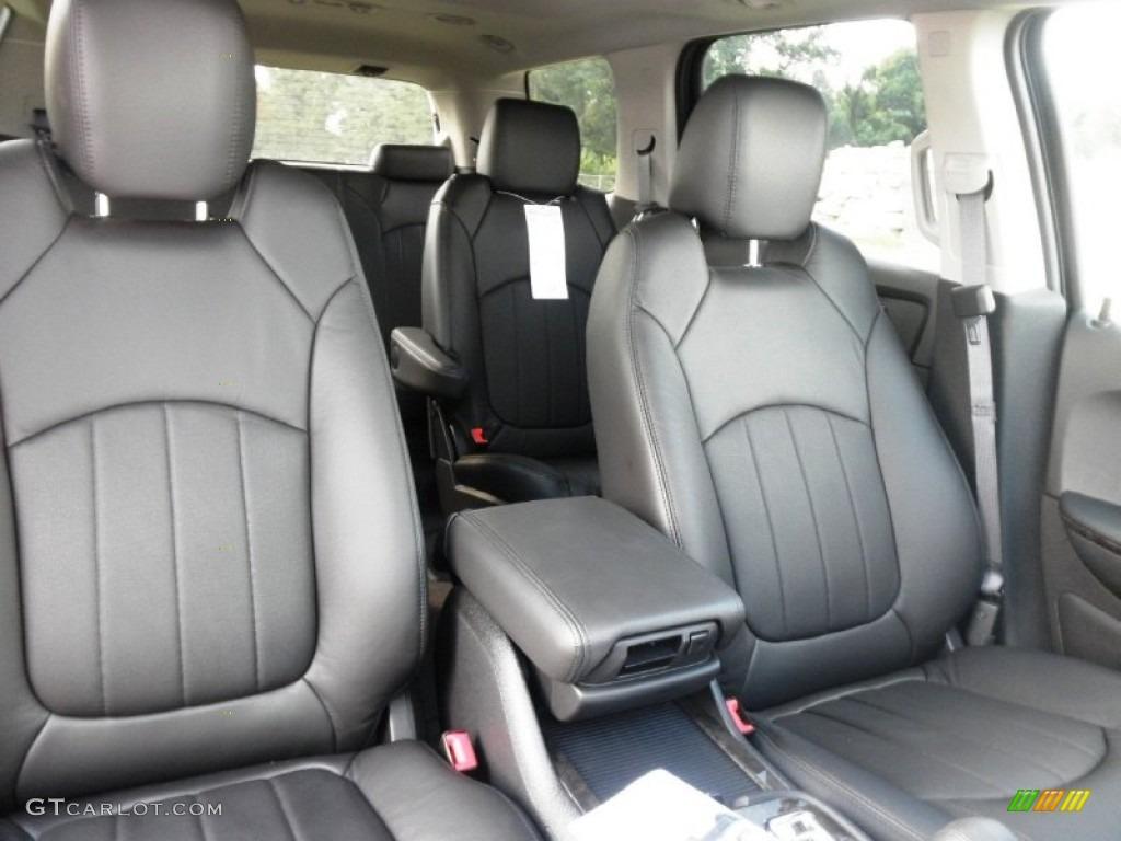 ebony interior 2012 gmc acadia denali photo 54044220. Black Bedroom Furniture Sets. Home Design Ideas
