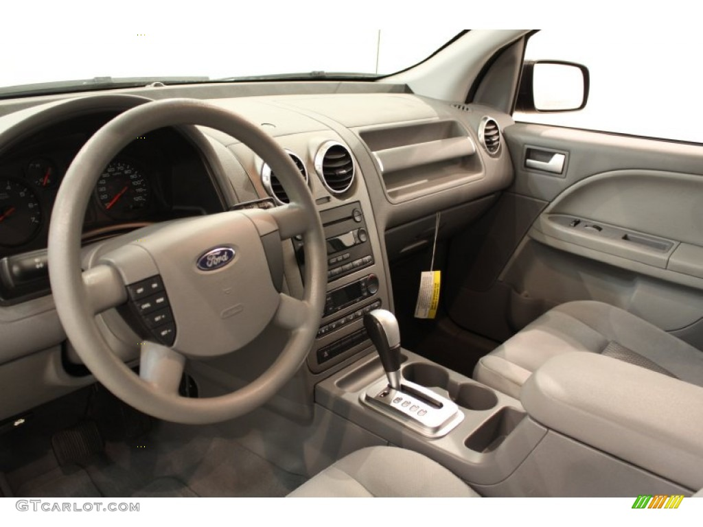 2006 Ford Freestyle Se Shale Grey Dashboard Photo 54051338