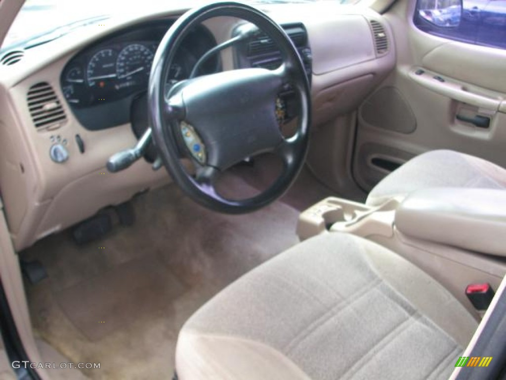 2001 Ford Explorer Xls Interior Color Photos