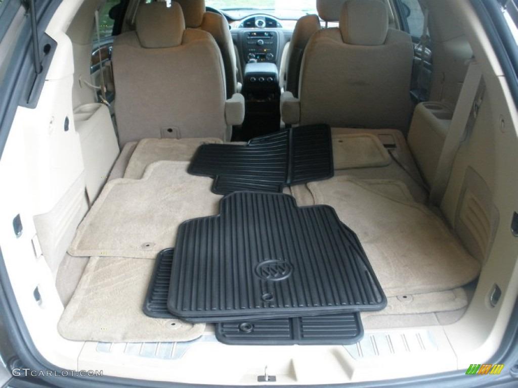 2008 Buick Enclave CX Trunk Photo #54061265