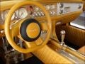 Dashboard of 2009 C8 Laviolette SWB