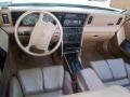Dashboard of 1989 Lebaron GTC Turbo Convertible