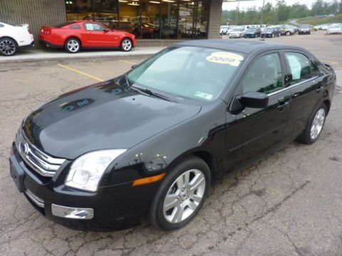2009 ford fusion sel v6 awd data info and specs. Black Bedroom Furniture Sets. Home Design Ideas