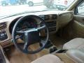 Beige 1999 Chevrolet Blazer Interiors
