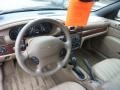 2003 Inferno Red Tinted Pearl Chrysler Sebring LXi Convertible  photo #12