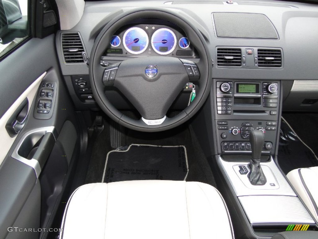 R Design Calcite Interior 2012 Volvo Xc90 3 2 R Design