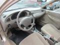 1993 Tracer Sedan Beige Interior