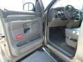 2005 Light Almond Pearl Dodge Ram 1500 Laramie Quad Cab  photo #14