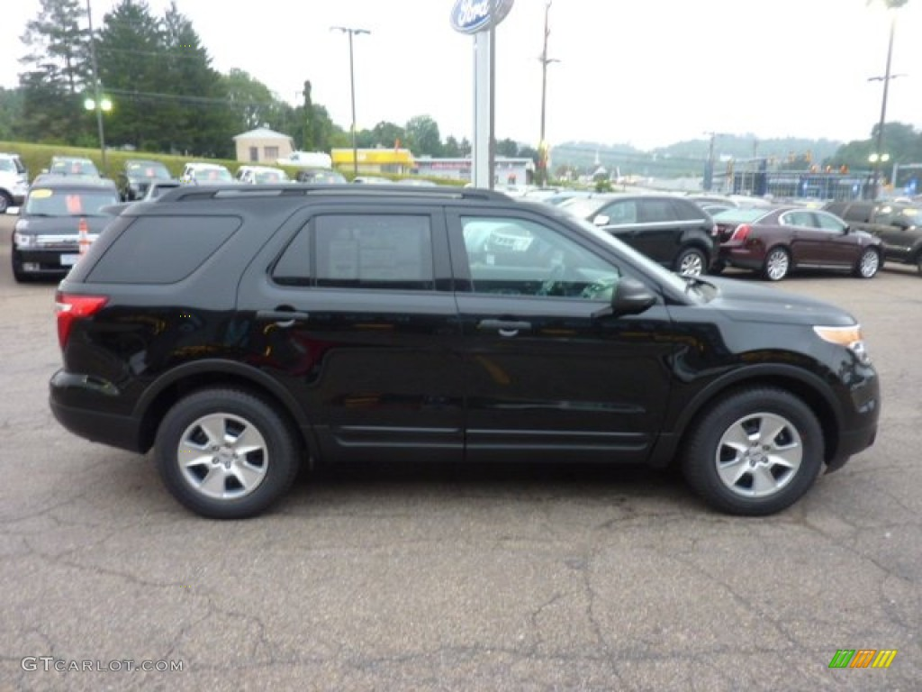 black 2012 ford explorer fwd exterior photo 54080562 - Ford Explorer 2012 Black