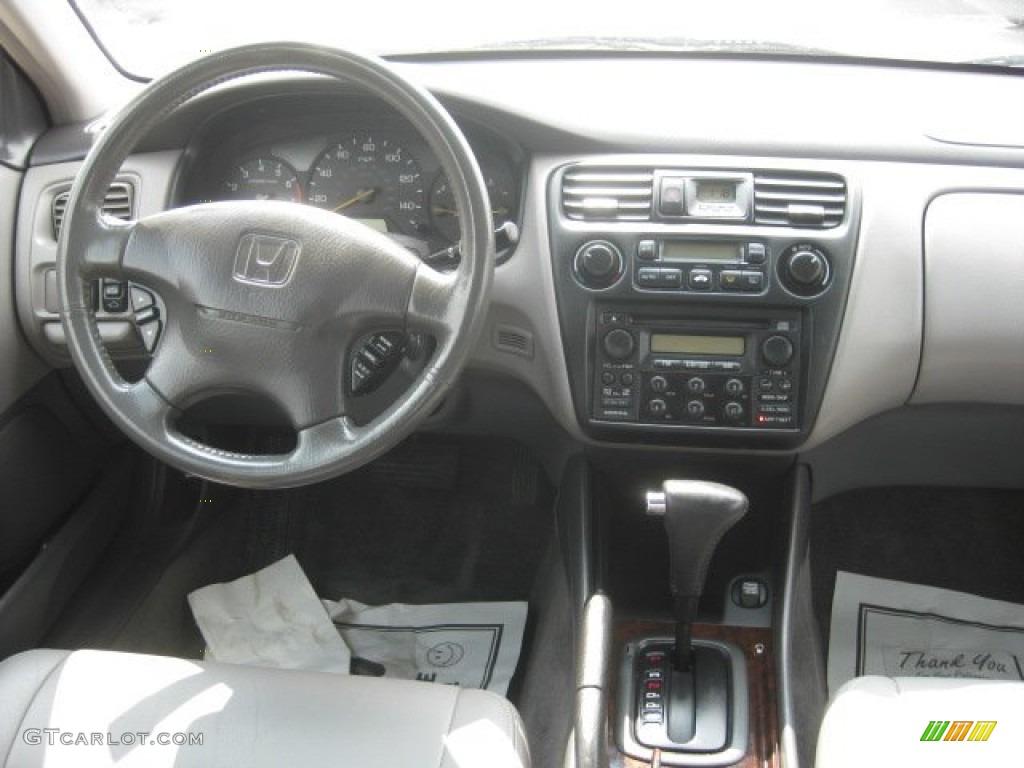 2000 Nighthawk Black Pearl Honda Accord Ex V6 Sedan