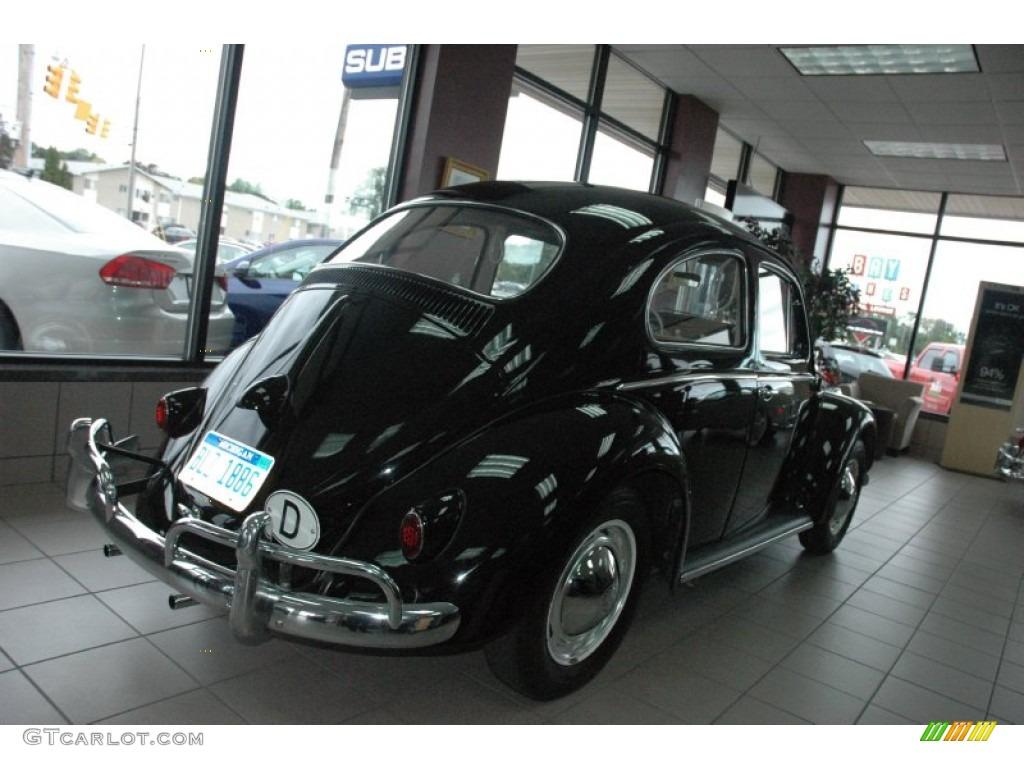 1961 black volkswagen beetle coupe 53982985 photo 3 car color galleries. Black Bedroom Furniture Sets. Home Design Ideas