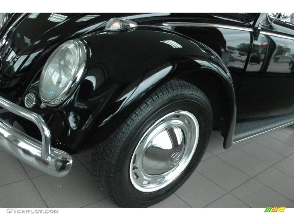 1961 black volkswagen beetle coupe 53982985 photo 5 car color galleries. Black Bedroom Furniture Sets. Home Design Ideas