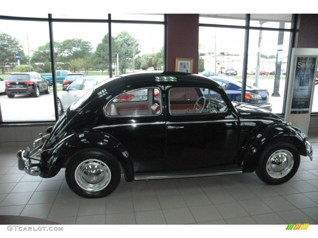 black 1961 volkswagen beetle coupe exterior photo 54097896. Black Bedroom Furniture Sets. Home Design Ideas