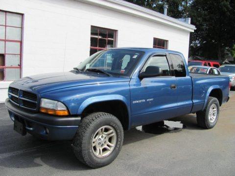 on 2002 Dodge Dakota Sport Specs