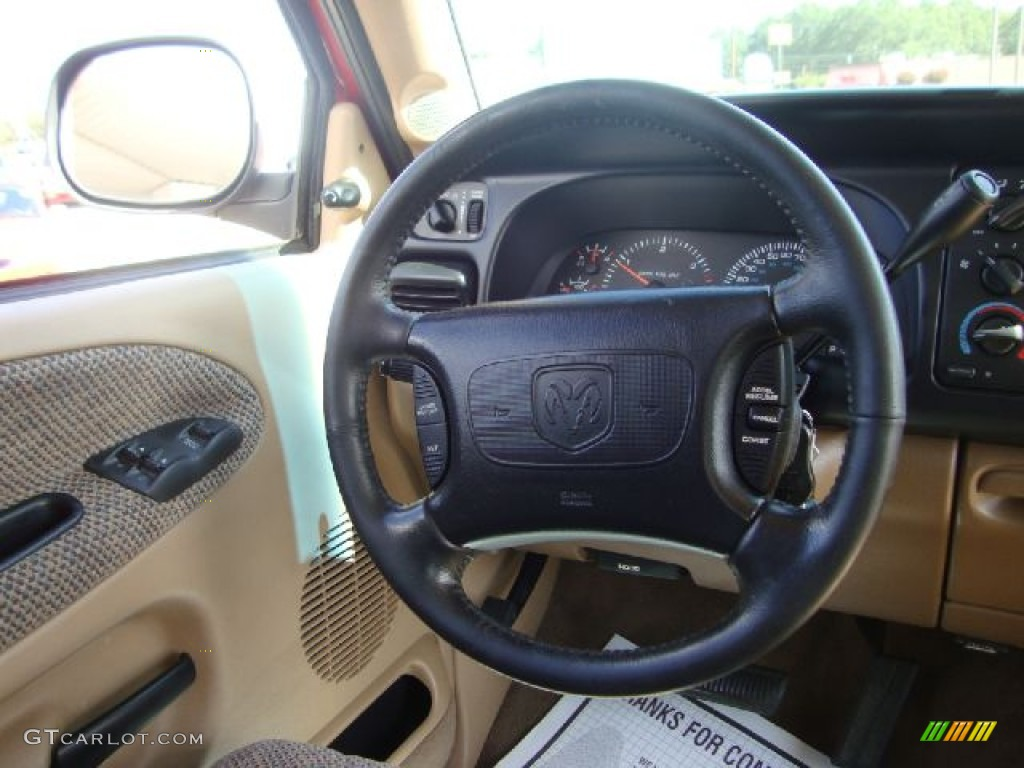 1999 Dodge Ram 2500 Slt Extended Cab Steering Wheel Photos