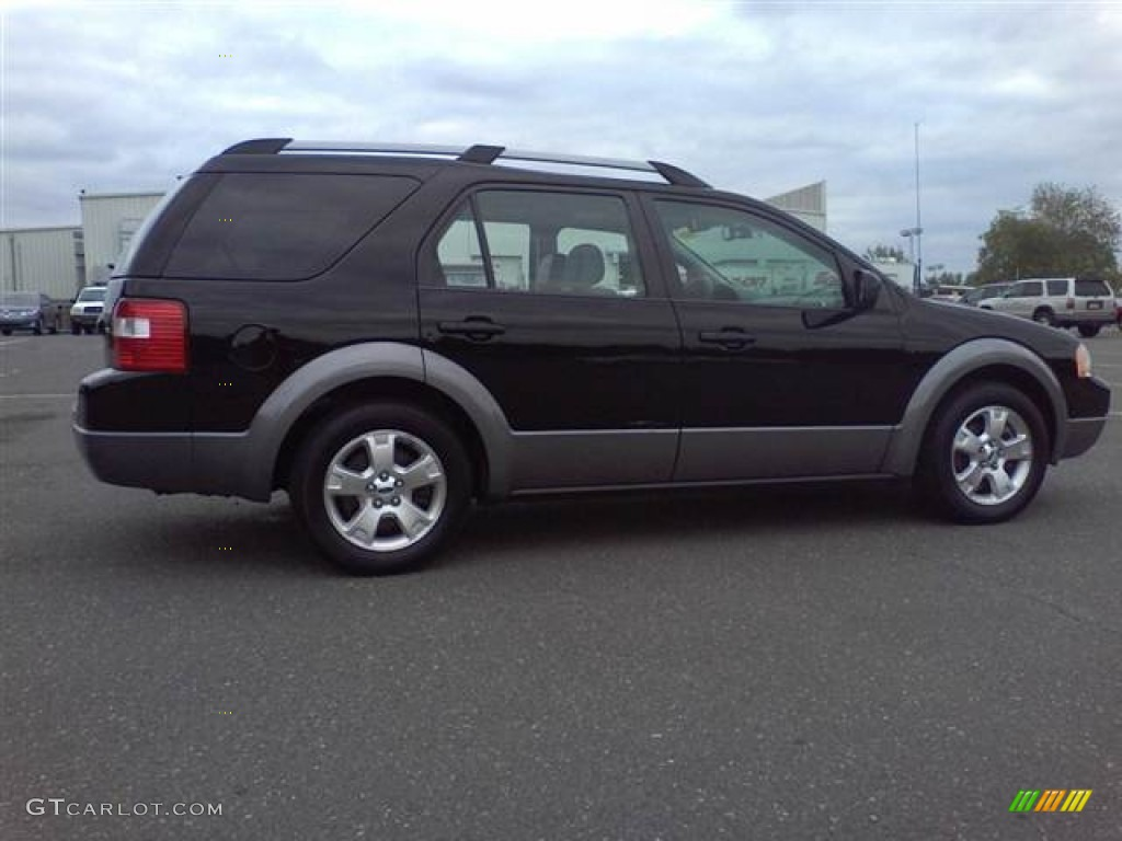 Black 2006 Ford Freestyle Sel Awd Exterior Photo 54122103