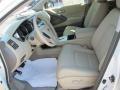 2011 Glacier White Pearl Nissan Murano SL  photo #8