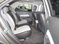 Jet Black/Light Titanium Interior Photo for 2010 Chevrolet Equinox #54124087