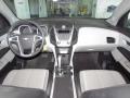 Jet Black/Light Titanium Dashboard Photo for 2010 Chevrolet Equinox #54124113
