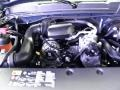 2012 Blue Granite Metallic Chevrolet Silverado 1500 Work Truck Extended Cab  photo #4
