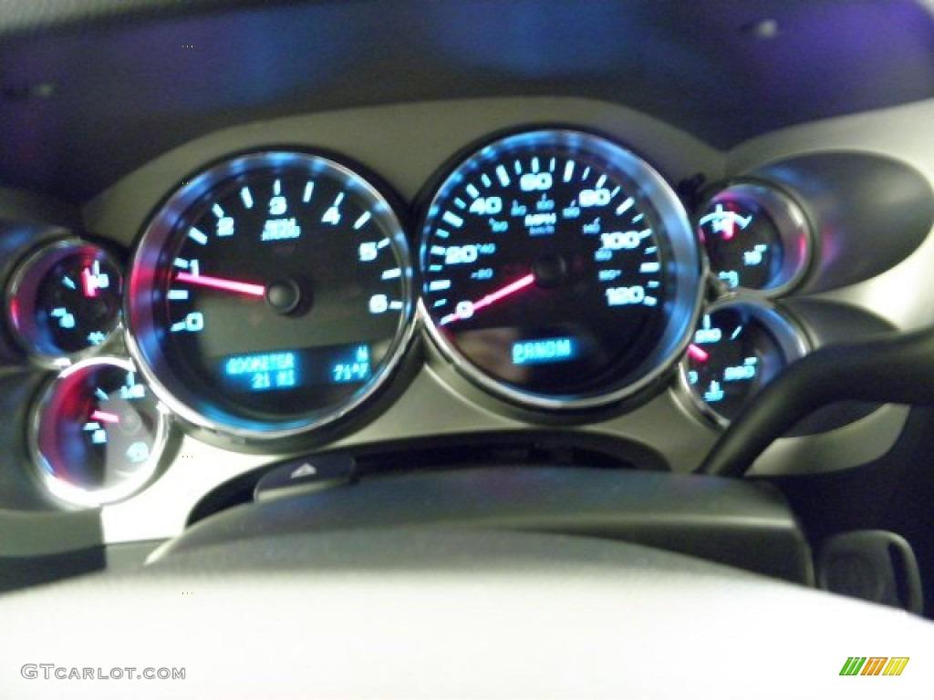 2012 Silverado 1500 LT Extended Cab - Victory Red / Ebony photo #17