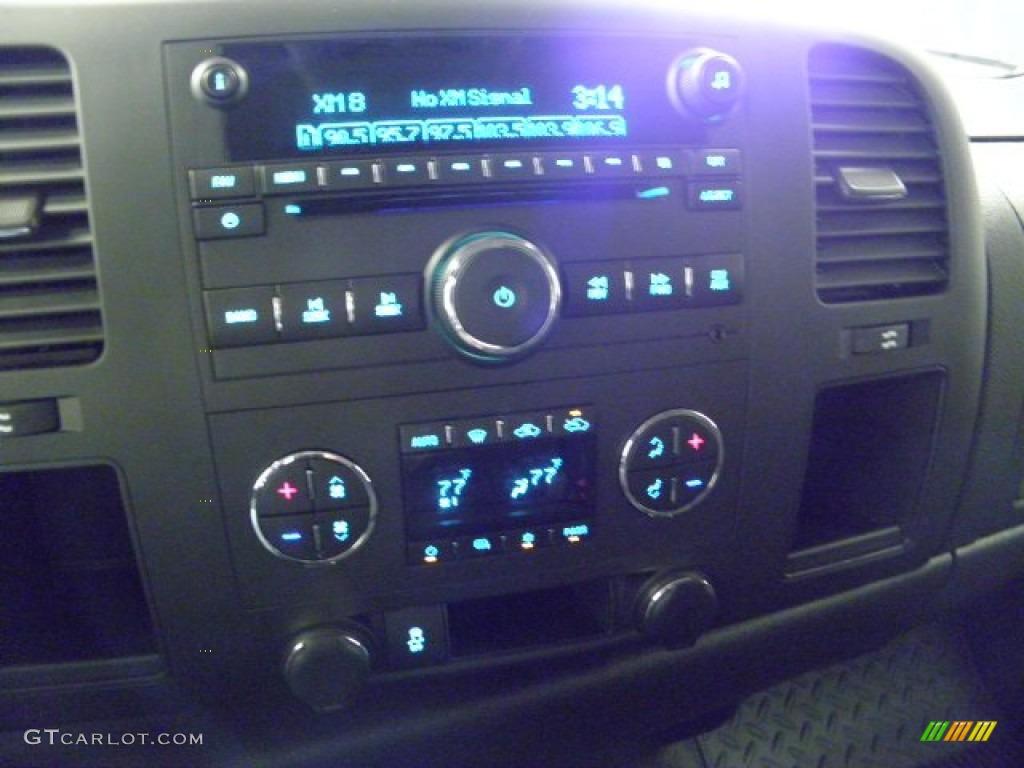 2012 Silverado 1500 LT Extended Cab - Victory Red / Ebony photo #21