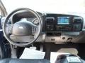 2005 Ford F250 Super Duty Black Interior Dashboard Photo